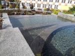 фонтан-ковер в парке Гейдара Алиева