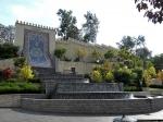 фонтан-ковер в парке Гейдара Алиева, Киев