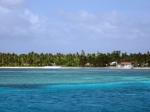 Атолл Куриа в Кирибати – два островка в отдаленных уголках Океании