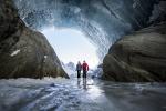 ледник Питцталь в Австрии