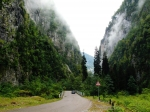 Каменный мешок, Абхазия