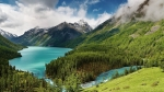 Кучерлинское озеро на Алтае