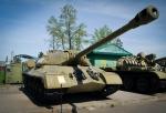 Линия Сталина, танк