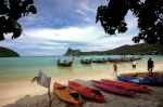 Loh Dalum Bay, Phi-Phi Island