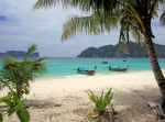 пляж Ло Далам, остров Пхи-Пхи-Дон, Таиланд