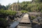 путь к водопаду Понгур