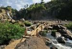 водопад Понгуа в Далате, Вьетнам