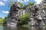 Букский каньон в Украине