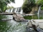 водопад в Букском каньоне