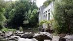 руины ГЭС в Букском каньоне