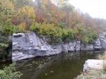 Букинский каньон осенью