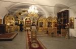 Животворящий Крест в храме Иоанна Златоуста