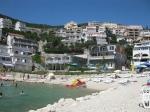 пляж в Неуме