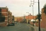 бульвар Мекка в Эль-Аюне Западная Сахара