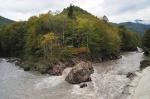 реки Дах и Белая