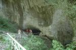 Назаровская пещера в Сочи