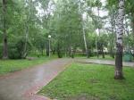 парк Буфф-сад в Томске