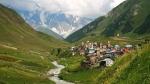 горный поселок в Грузии