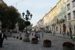 Площадь Рынок Львова