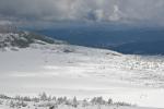 вид с горы Мустаг