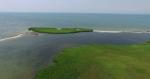 остров Дзендзик Бердянск
