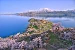 весна на озере Ван