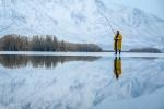 озеро Ван зимой