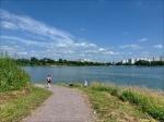на территории Борисовских прудов
