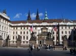 Новый Дворец Пражского Града