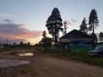 окраины поселка Кропоткин