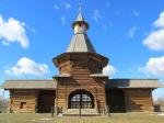 проездные ворота Николо-Корельского монастыря