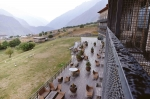 терраса отеля Rooms Kazbegi