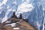 Троицкая церковь на горе Казбеги