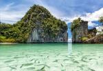 на островах Андаманского моря