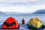 Правильный выбор палатки и рюкзака обеспечит комфортный поход