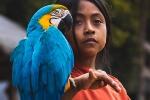 коренная жительница Перу