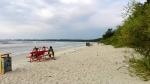 Таллиннский пляж Пирита