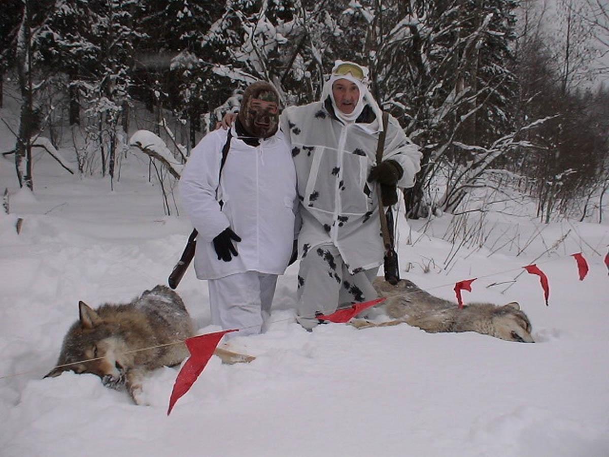 На какого зверя можно охотиться в Ленинградской области