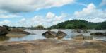 река Марони, Французская Гвиана