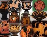 керамика из Греции