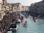 овертуризм в Венеции