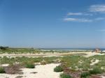 остров Джарылгач в Крыму, Россия