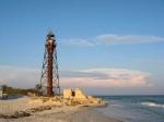 старый маяк на острове Джарылгач