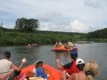 Водные сплавы в Кирове – Вятский рай зеленого туризма