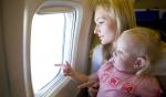Первый полет с ребенком. Что учесть для комфортного путешествия?
