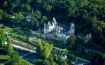 замок Юссе, Долина Луары, Франция