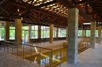 бассейн на бальнеологическом курорте Термы