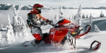 вождение снегохода